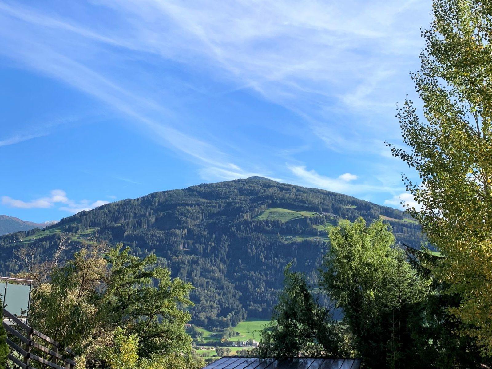 Fritzens: Unbebautes Baugrundstück in sonniger Lage mit Blick auf das Inntal zu verkaufen
